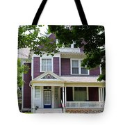 Old West End Purple 2 Tote Bag