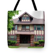 Old West End Purple 5 Tote Bag