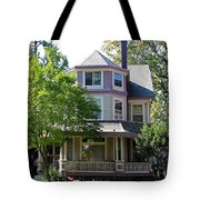 Old West End Purple 6 Tote Bag