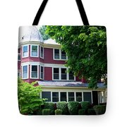 Old West End Red 1 Tote Bag