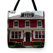 Old West End Red 4 Tote Bag