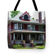 Old West End Red 6 Tote Bag