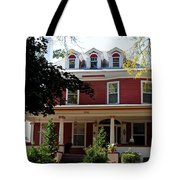 Old West End Red 7 Tote Bag
