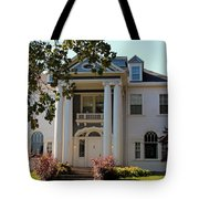 Old West End White 1- II Tote Bag