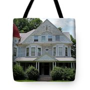 Old West End White 2 Tote Bag