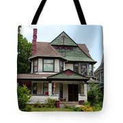 Old West End White 3 Tote Bag