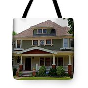 Old West End White 4 Tote Bag