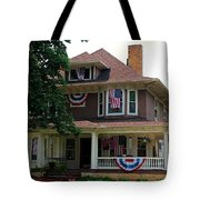 Old West End White 6 Tote Bag