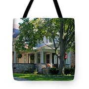 Old West End White 7 -ii Tote Bag