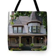 Old West End White 8 Tote Bag