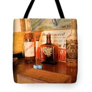 Old Whiskey Tote Bag