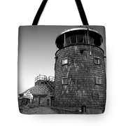 Old Whiteface Tote Bag by David Lee Thompson