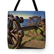 Old Winch Tintagel Tote Bag
