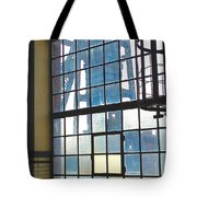 Historical Window Tote Bag