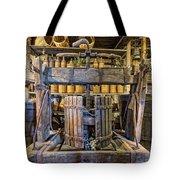 Old Wine Press 2 Tote Bag