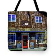Old Wine Shop Tote Bag