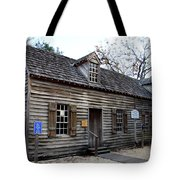 Old Wine Store - St Augustine Tote Bag
