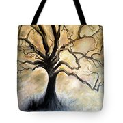 Old Wise Tree Tote Bag