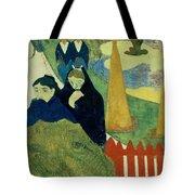 Old Women Of Arles Tote Bag