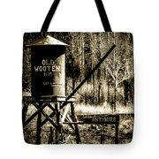 Old Wooten Tote Bag