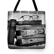Old World Books Tote Bag