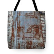 Old World Door Tote Bag