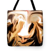 Old World Monk Tote Bag
