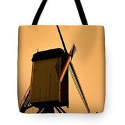 Old World Sunset Tote Bag