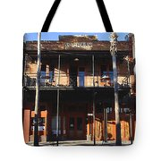 Old Ybor Tote Bag