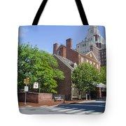 Olde City Tavern  - Philadelphia Pa Tote Bag