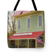 Olde Country Store Tote Bag