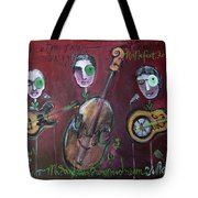 Olde Town Swing Band Tote Bag