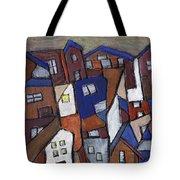 Olde Towne Tote Bag