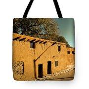 Oldest House In Santa Fe Tote Bag