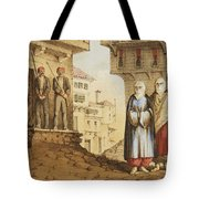 Oldmixon, John Gleanings From Piccadilly To Pera. Tote Bag