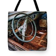 Olds Interior Tote Bag