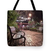 Oldtown Auburn Park  Tote Bag