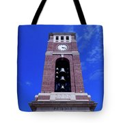 Ole Miss Bell Tower Tote Bag