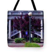 Ole Miss Campus Tote Bag