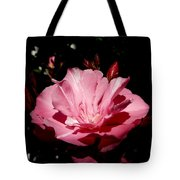 Oleander Bloom Tote Bag