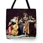 Olis: A Musical Party Tote Bag