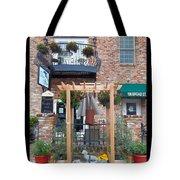 Olive Affairs Restaurant Tote Bag