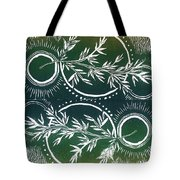 Olive Branch Tote Bag