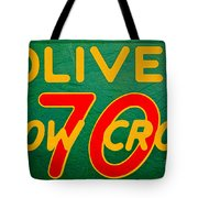 Oliver 70 Row Crop Tote Bag