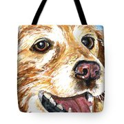 Oliver From Muttville Tote Bag