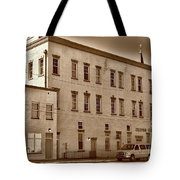 Oliver Gospel Mission Tote Bag