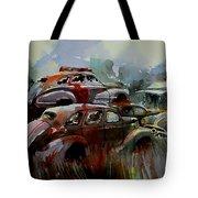 Oliver Stacks Tote Bag
