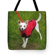 Oliver's Ears Full Body Tote Bag