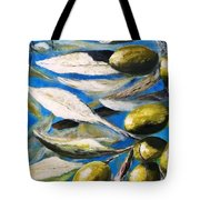 Olives Extract Tote Bag