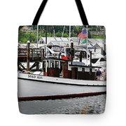 Olympia's Percival Landing Tote Bag